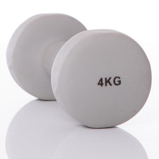 Pesa FYTTER Ergo Bell 4 kg Gris
