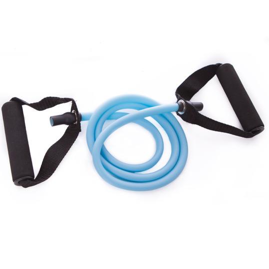 Cinta elástica Fitness FYTTER Azul