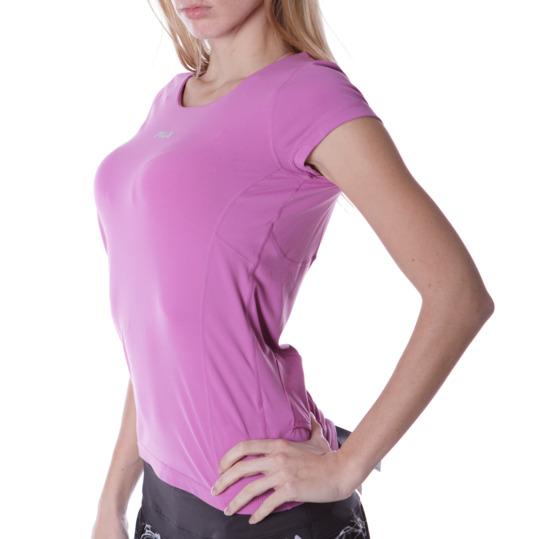 Camiseta Tenis FILA Rosa Mujer