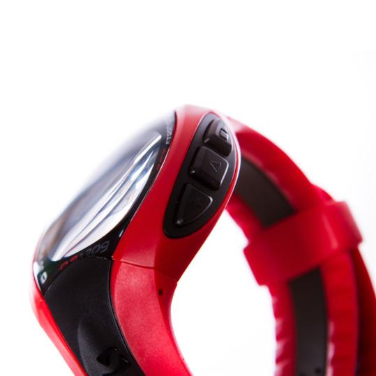 Pulsómetro SIGMA Rojo