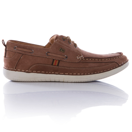 Zapatos Moda NICoBoCo Boat Marrón Hombre