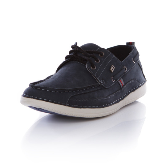 Zapatos Moda NICoBoCo Boat Marino Hombre