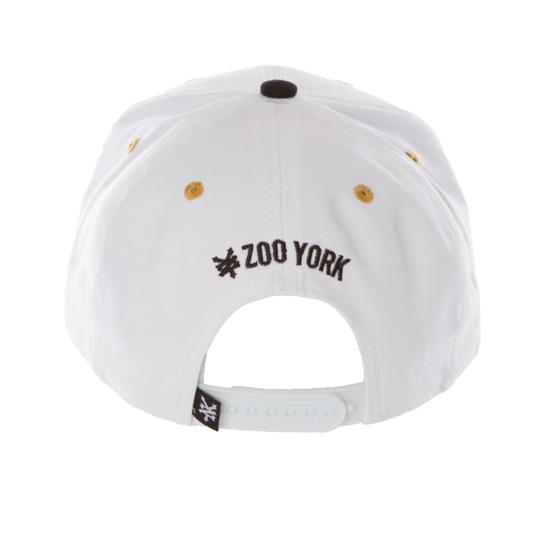 Gorra Moda ZOO YORK Blanco Hombre