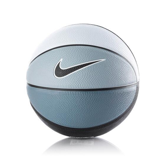 Mini Balón Baloncesto NIKE Swoosh Gris