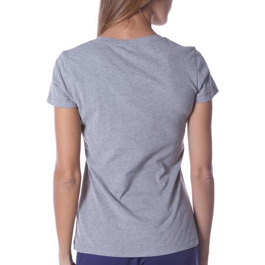 Camiseta Moda PUMA Fun Gris Vigoré Mujer