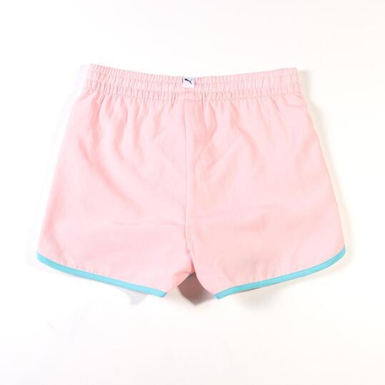 Pantalón Moda PUMA Fun Rosa Niña (8-16)