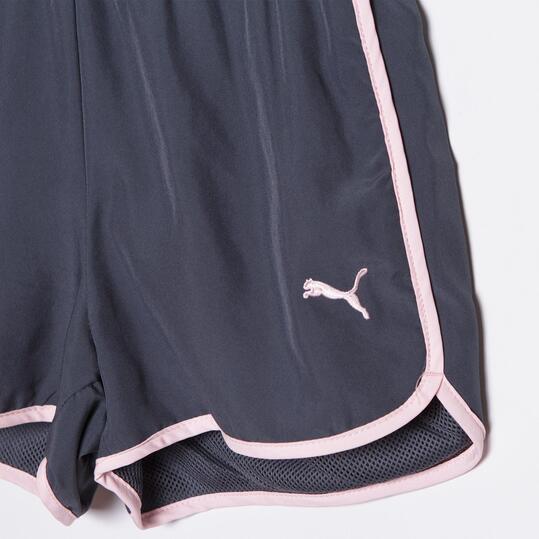 Pantalón Moda PUMA Fun Azul Marino Niña (8-16)