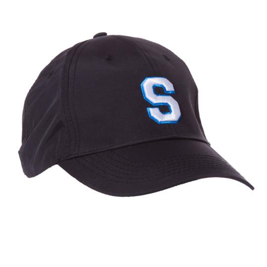 Gorra Moda SILVER University Negro