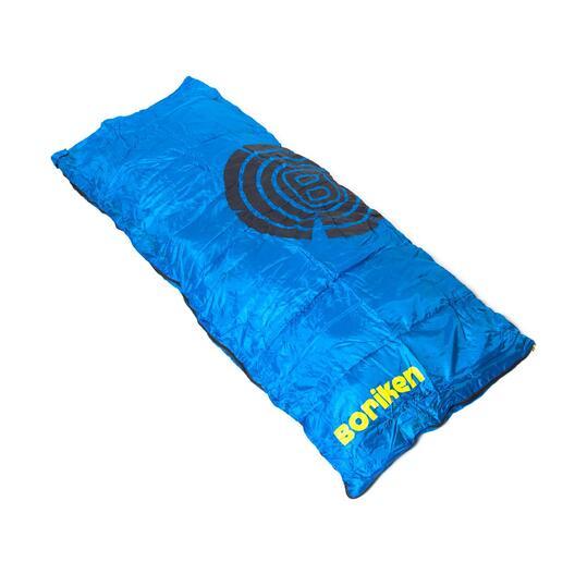 BORIKEN COMFORT PLUS Saco Dormir Azul