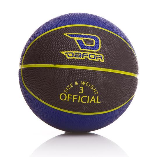 Minibalón Baloncesto DAFoR Training Azul