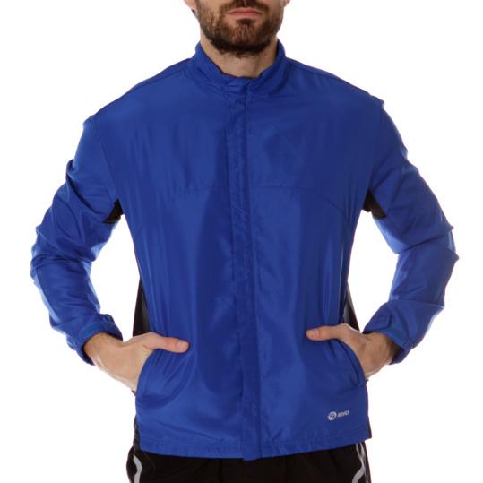 Cortavientos Running IPSo Azul Hombre