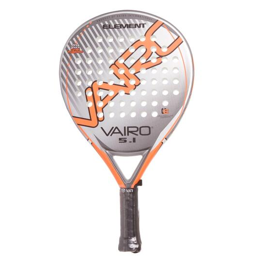 Pala pádel VAIRO Element 5.1 Gris