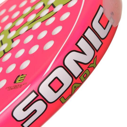 Pala pádel VAIRO Sonic Lady 5.1 Rosa Mujer