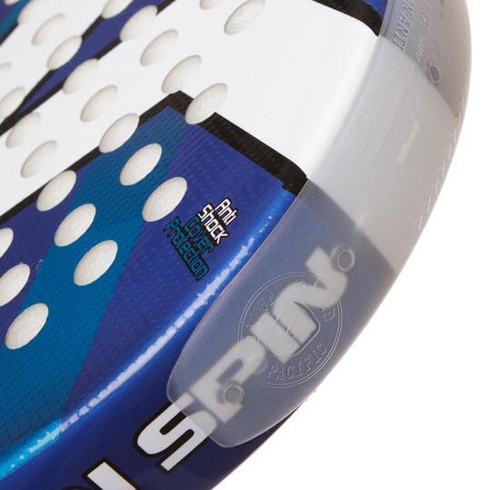 Pala pádel VAIRO Fusion Spin 6.1 Azul