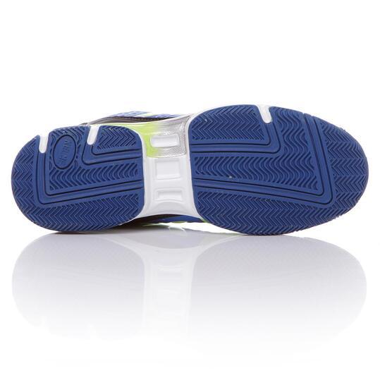 Zapatillas pádel hombre KELME Azul Verde Pistacho
