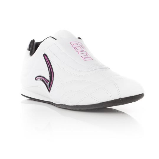 Zapatillas Fitness ILICo oro Blanco Mujer