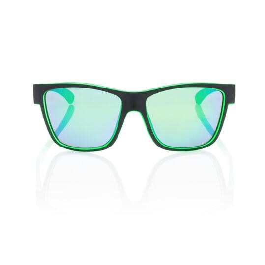 Gafas Moda SILVER Negro Verde Hombre