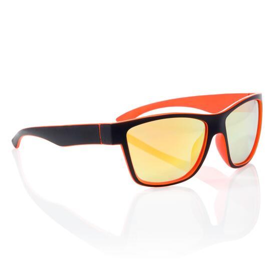 Gafas Moda SILVER Negro Naranja Hombre