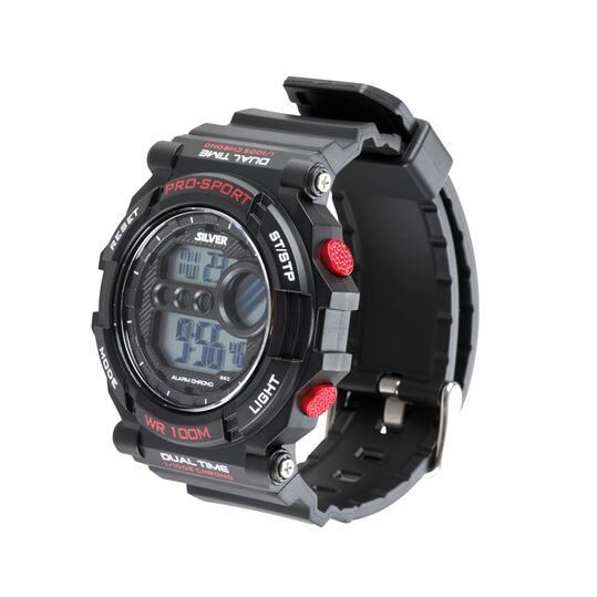 Reloj deportivo SILVER SPoRT-4 Negro