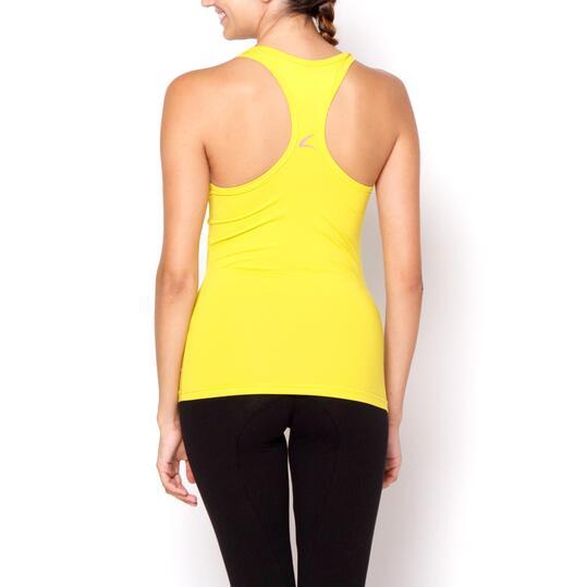 ILICO Camiseta Fitness Pistacho Mujer