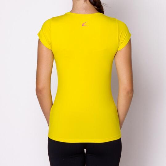 Camiseta ILICO Fitness Pistacho Mujer