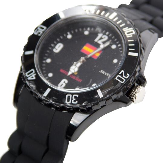 Reloj Moda SILVER España Negro