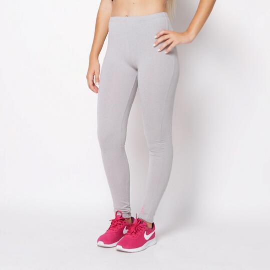 Mallas Largas ILICO Fitness Gris Mujer