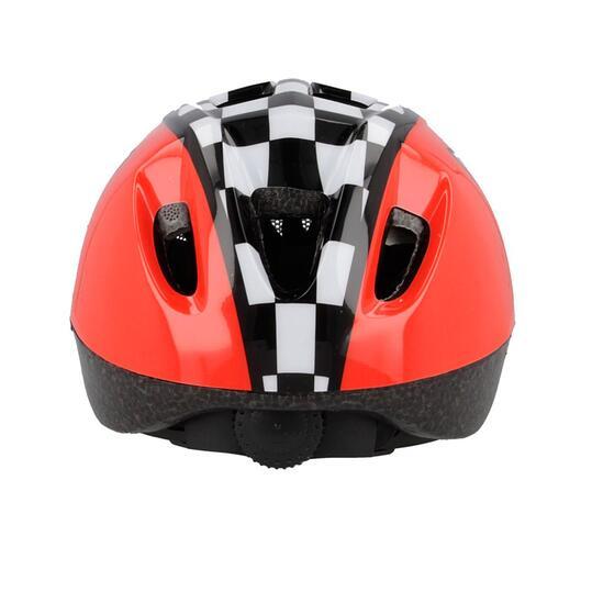 Casco Bicicleta MÍTICAL Race Rojo Niño