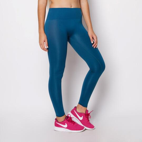 Mallas ILICO Fitness Azul Mujer