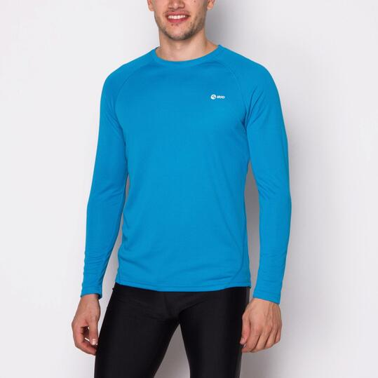 Camiseta IPSO Azul Hombre