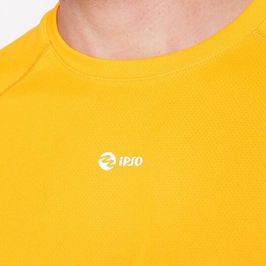 Camiseta IPSO Naranja Claro Hombre