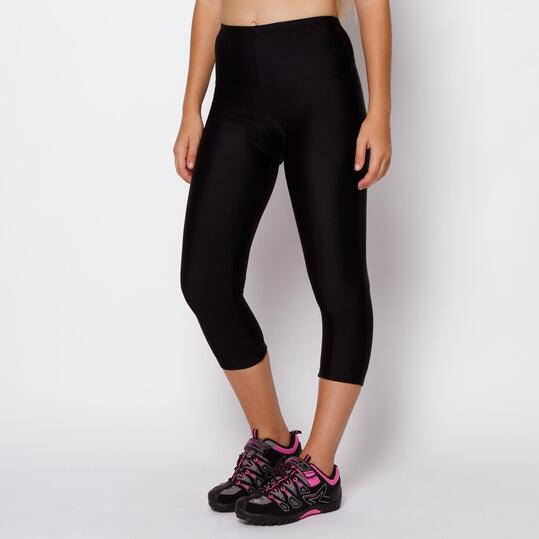 Culotte Ciclismo MÍTICAL Negro Mujer