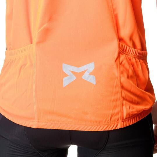 Maillot Ciclismo MÍTICAL Naranja Hombre