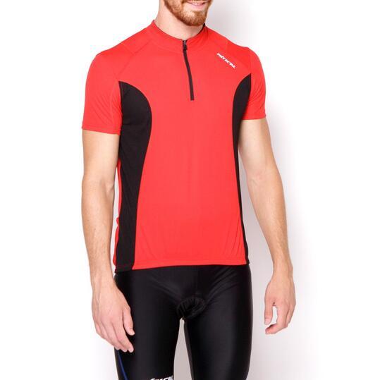 MÍTICAL Maillot Ciclismo Rojo Hombre