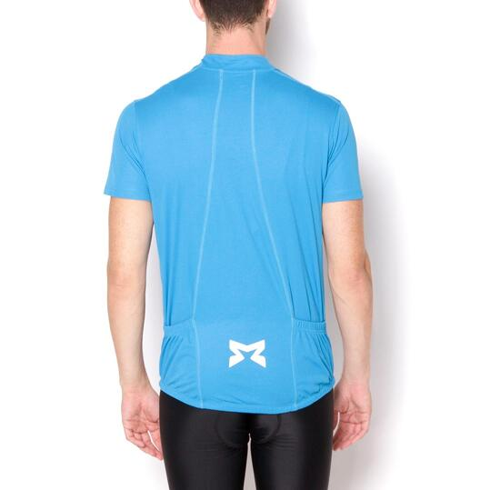 Maillot Ciclismo Azul Mitical Bronce