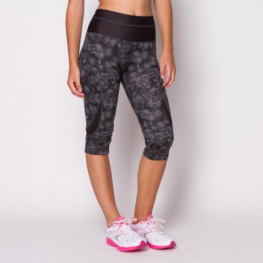 Mallas ILICO Fitness Antracita Mujer