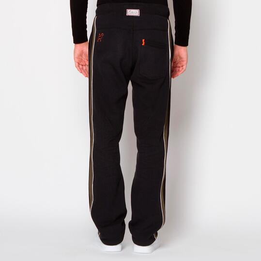 Pantalones HARGUS Negro Hombre