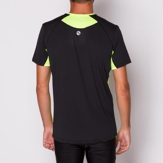 Camiseta IPSO Negro Hombre