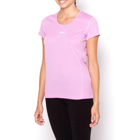 Camiseta IPSO Lila Mujer