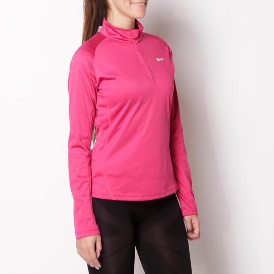 Camiseta Térmica IPSO Rosa Mujer