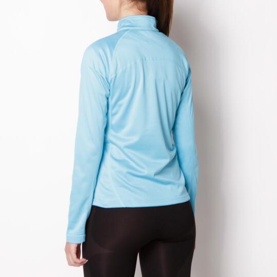 Camiseta Térmica IPSO Turquesa Mujer