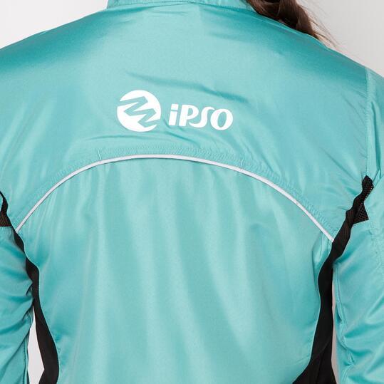 Cortaviento IPSO Verde Mujer