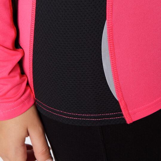 Camiseta IPSO Fucsia Mujer