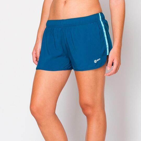 Pantalón Corto IPSO Azul Mujer