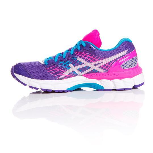 ASICS GEL NIMBUS 17 GS Zapatillas Running Mujer