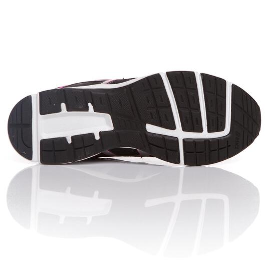 ASICS GALAXY 8 Zapatillas Running Negro Mujer