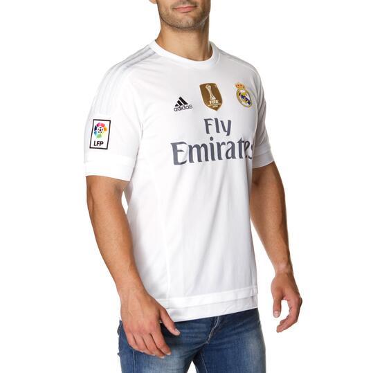 ADIDAS Camiseta Oficial Real Madrid 1ª Equipación