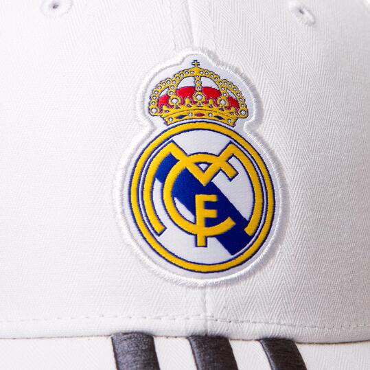 ADIDAS Gorra Real Madrid Blanco