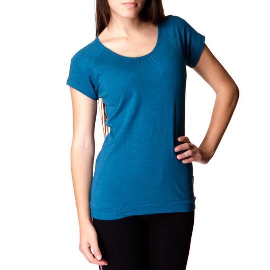 ILICO Camiseta Manga Corta Azul