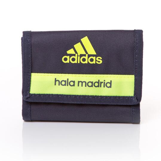 ADIDAS Billetero Real Madrid Negro